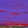 prarie, colorful, reds, purples, grasses, landscape