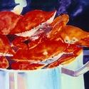 crabs, steamed crabs, pot, cooking crabs